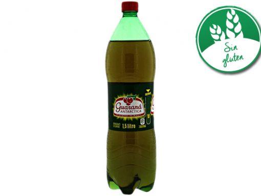 Refresco de guaraná garrafa