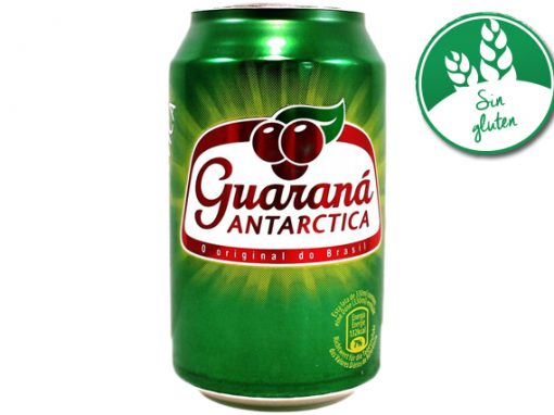 Refresco de guaraná lata